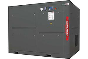 Винтовой компрессор Dalgakiran Inversys 37D-7,5