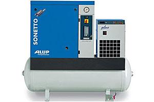Винтовой компрессор ALUP Sonneto 10