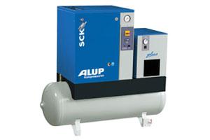 Винтовой компрессор ALUP SCK9