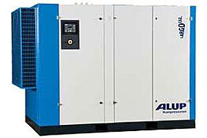 Винтовой компрессор ALUP LARGO 132
