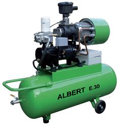 Винтовой компрессор ATMOS Albert E 30
