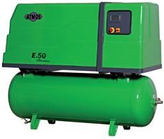 Винтовой компрессор ATMOS Albert E 50