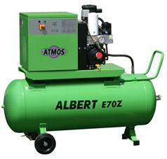 Винтовой компрессор ATMOS Albert E 70