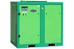 Винтовой компрессор ATMOS SEC 550 comfort