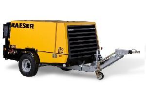 Дизельный компрессор KAESER M 123