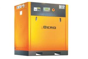 Винтовой компрессор BERG BK-15P
