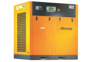 Винтовой компрессор BERG BK-55P