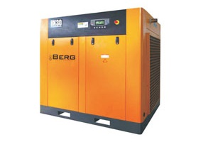 Винтовой компрессор BERG BK-220