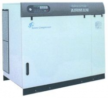 Винтовой компрессор Airman SAS15(D)