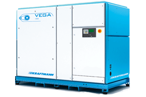 Винтовой компрессор KRAFTMANN VEGA 15 O R 500