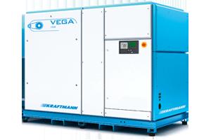Винтовой компрессор KRAFTMANN VEGA 110