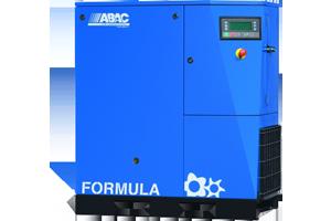 Винтовой компрессор ABAC FORMULA.EI 22 4-10 бар