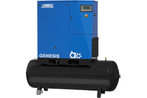 Винтовой компрессор ABAC GENESIS I.11