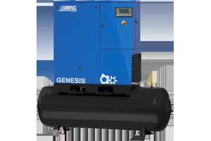Винтовой компрессор ABAC GENESIS I.22 6-13 бар