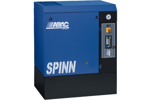 Винтовой компрессор ABAC SPINN E 5,5-200 ST