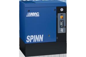 Винтовой компрессор ABAC SPINN.E  7,5-270 ST
