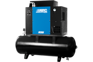 Винтовой компрессор ABAC MICRON.E 7,5 - 270