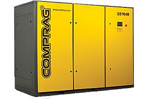 Винтовой компрессор COMPRAG D-110